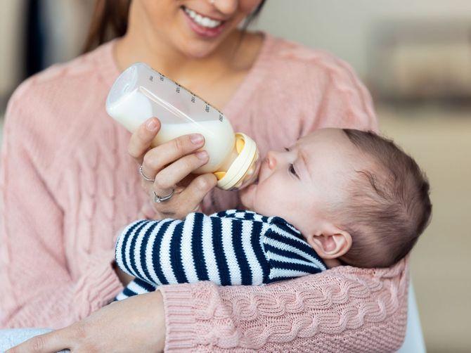 21+ Cara Membuat Susu Formula Untuk Bayi paling mudah