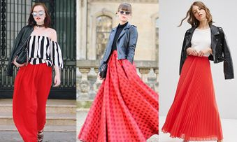 7 Model Baju Yang Cocok Dipakai Dengan Rok Panjang